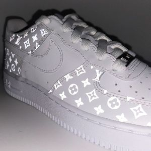 Customized Louis Vuitton Air Force ones for Sale in Mullica Hill, NJ