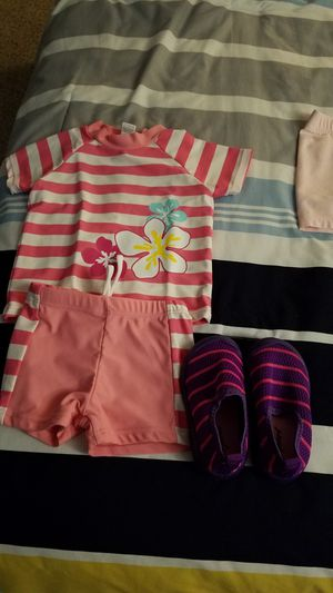 2 toddler swimming set for Sale in Clifton, NJ
