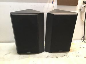 Polk Audio FX500I Bipole/Dipole Speakers for Sale in North Las Vegas, NV