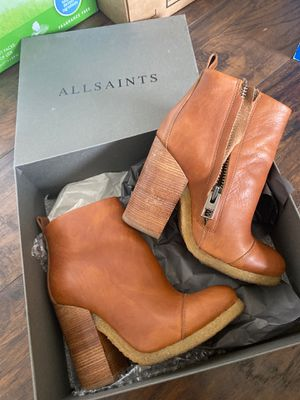 All Saints boots W37 for Sale in Garden Grove, CA