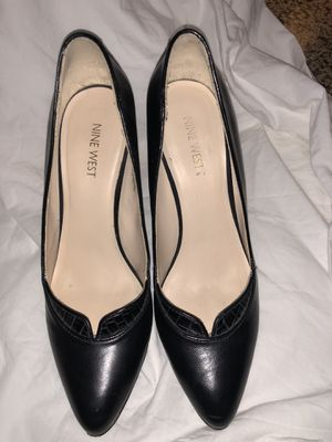 Nine West Leather Pumps for Sale in Dallas, TX