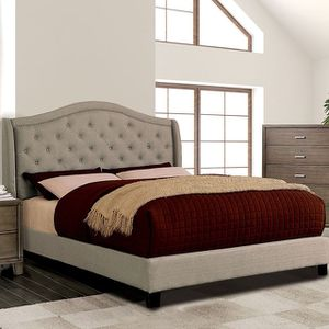 King Size Bed with Mattress Included for Sale in Los Angeles, CA