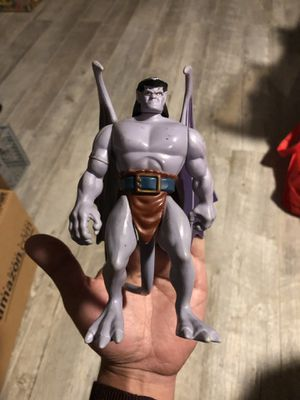 Gargoyles vintage toy figure for Sale in Dallas, TX
