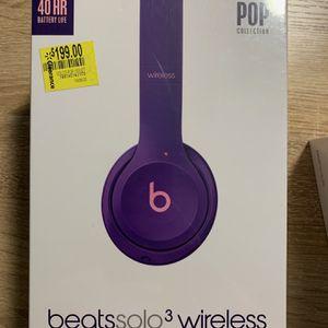 Beatsolo3 Wireless for Sale in Philadelphia, PA