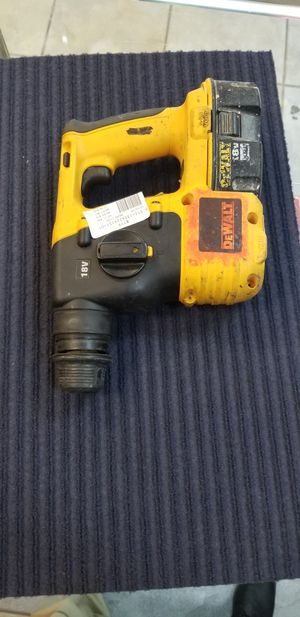 Dewalt hammer drill no charger $119 for Sale in Houston, TX