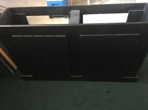 55 gallon fish tank with stand and lid $250 for Sale in Philadelphia, PA