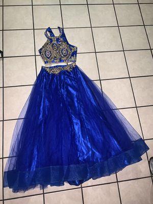 Prom or 15 sweet dress 👗 for Sale in San Bernardino, CA