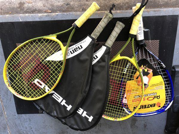Tennis Rackets 10/piece