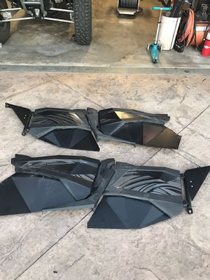 Stock Polaris XP1000 doors for Sale in La Mirada, CA