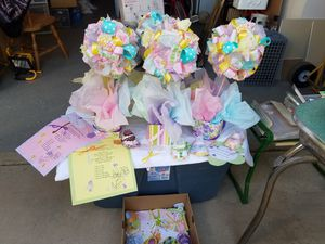 Baby Shower Decorations for Sale in Hesperia, CA