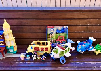 Little People Play Set for Sale in Antelope,  CA