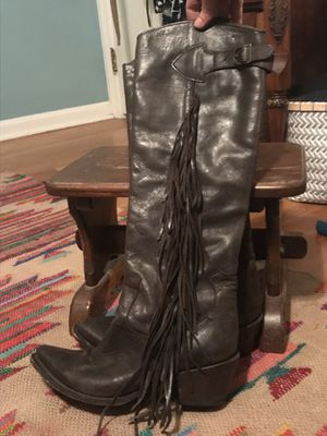 ASH genuine leather handmade boot 8.5 for Sale in Fairview Park, OH