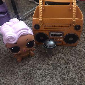Lol Surprise Doll Dj for Sale in Hesperia, CA