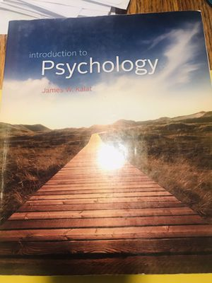 Introduction to Psychology for Sale in Chino Hills, CA