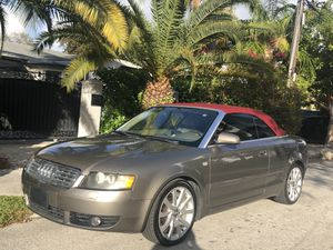 2004 Audi A4 Convertible for Sale in Coral Gables, FL