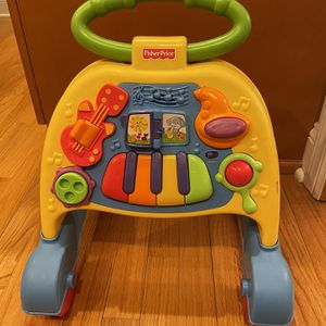 Fisher-Price Brilliant Basics Musical Activity Walker for Sale in North Caldwell, NJ