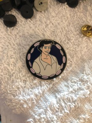 Disney Pin Prince Eric GVE for Sale in Long Beach, CA