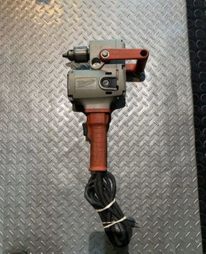 Milwaukee 7.5 Amp 1/2 in. Hole Hawg Heavy-Duty Corded Drill for Sale in Anaheim, CA