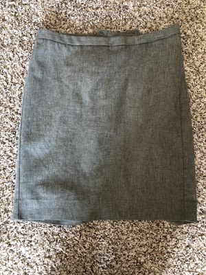 Gap Grey Pencil Skirt Size 12 for Sale in Fort Wayne, IN