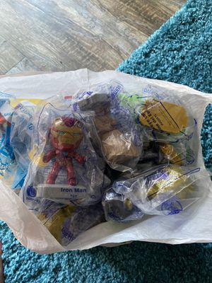 McDonald's Happy Meal Avengers and more. for Sale in La Verne, CA
