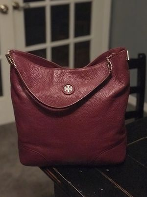 Tory Burch Whipstitch Logo Hobo for Sale in Portland, OR