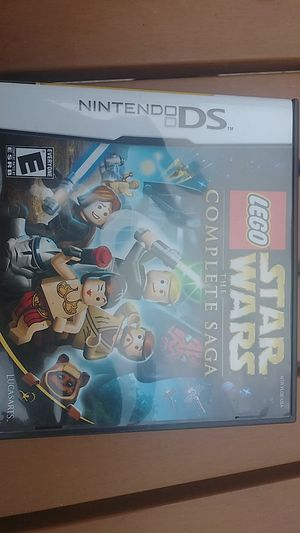 Lego star wars complete saga Nintendo DS for Sale in Gibraltar, MI