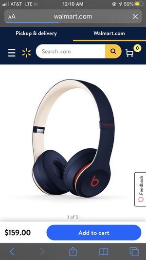 Beats solo wireless headphones for Sale in San Diego, CA