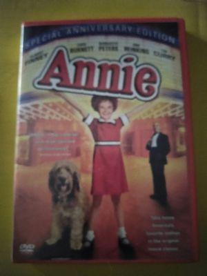 Annie DVD Movie for Sale in Chicago, IL