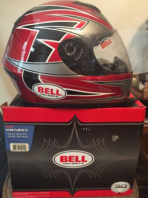 """Bell Helmet Sprint """"Wicked Black-Red"""". for Sale in Bloomington, IL"""