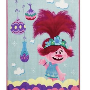 "Trolls Throw Blanket Size 46"" X 60"" for Sale in Covina, CA"