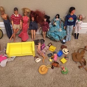 Vintage doll collectionSelling in a bundle for Sale in Henderson, NV