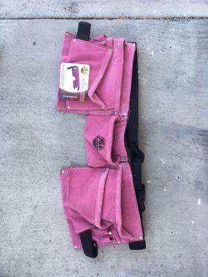 Graintex 8 pocket tool belt for Sale in Alameda, CA
