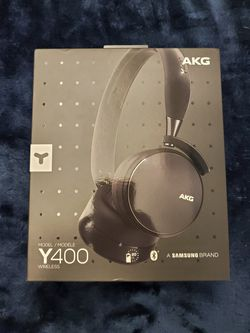 Samsung AKG Y400 Wireless Bluetooth Headphones for Sale in Brooklyn,  NY