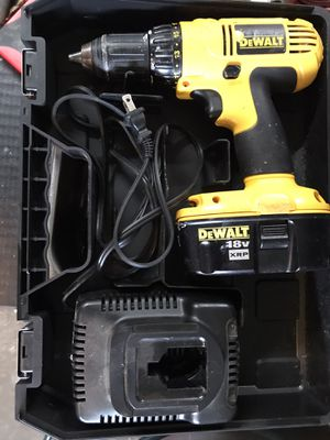 Dewalt DC759 Cordless Drill for Sale in Victoria, TX