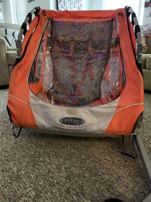 Bike trailer for 2 kids for Sale in Winter Garden, FL