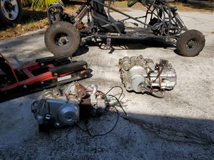 Go kart With 2 motors a project for Sale in Seminole, FL