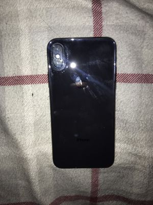 Apple IPhone X Mint condition for Sale in Las Vegas, NV