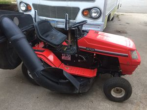 Ride in lawn mower for Sale in Orange, CA
