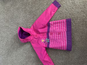 Girls rain jacket for Sale in Pekin, IL