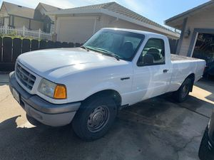 2003 Ford Ranger xl for Sale in Modesto, CA