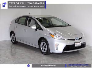 2015 Toyota Prius for Sale in Escondido, CA