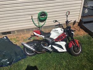 Just needs a carburetor runs fine and she's fun to ride for Sale in Staunton, VA