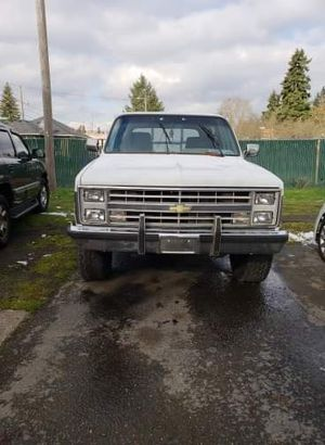 1985 Chevy k5 blazer for Sale in Portland, OR