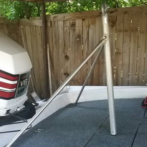 Bass boat ski tow bar for Sale in Princeton, TX