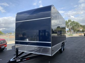 2019 Enclosed Trailer 8'x16'x8' for Sale in Long Beach,  CA