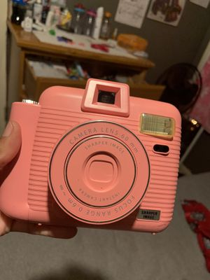 Pink camera for Sale in Houston, TX