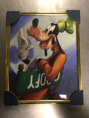 Goofy Picture for Sale in Matawan, NJ