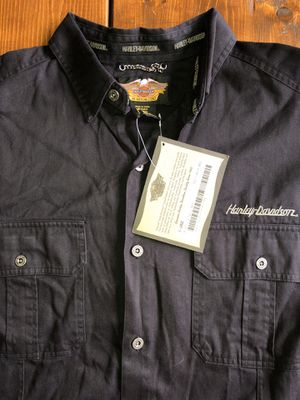 Harley Davidson long sleeve shirt for Sale in Brook Park, OH