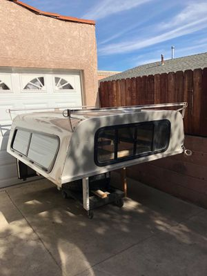 Camper shell, utility shell, camp, outdoors for Sale in Las Vegas, NV