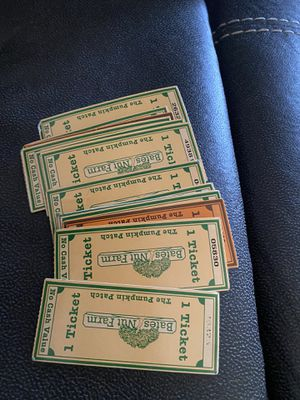 Bates nut farm tickets for Sale in San Diego, CA